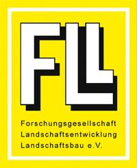 Logo Forschungsgesellschaft Landschaftsentwicklung, Landschaftsbau e.V. FLL